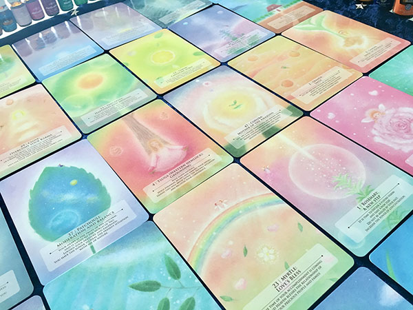 アロマフェアリーカード・リーディングの画像