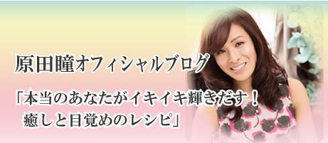 原田瞳オフィシャルブログの画像